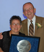 Dr. Robert Pilewki and Angela Pilewski