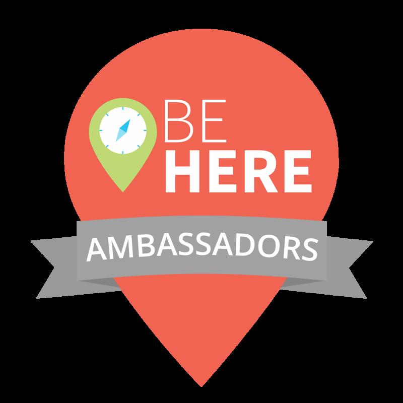 Be Here Ambassadors Logo