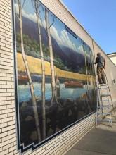 Deac Mong Mural - Leah Gesing