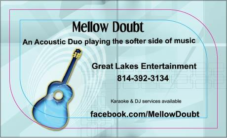 Mellow doubt card 3