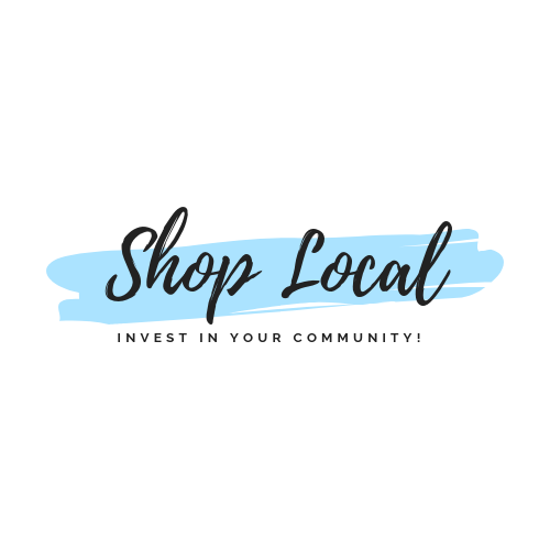 Blue SHOP LOCAL