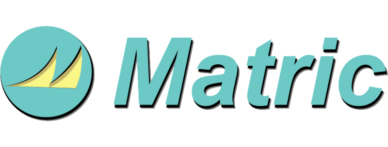 Matric Logo Transparent