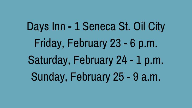 Bluegrass Schedule